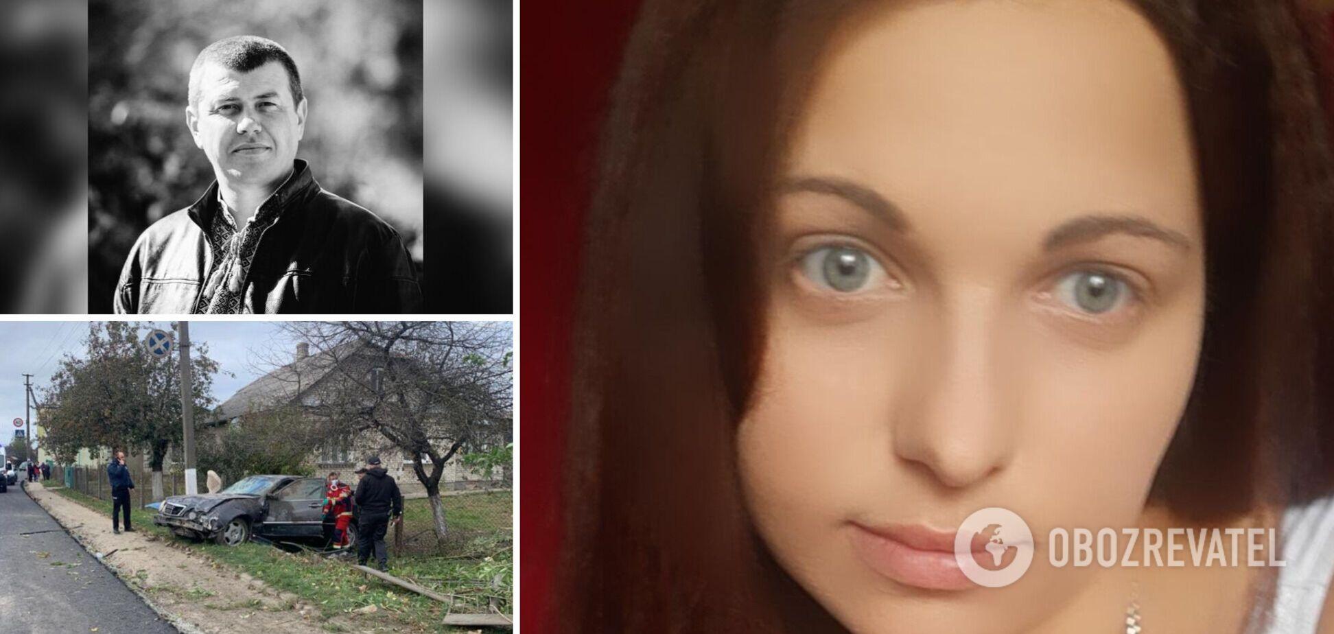 На Волыни в ДТП погибла многодетная мать, водитель тоже не выжил