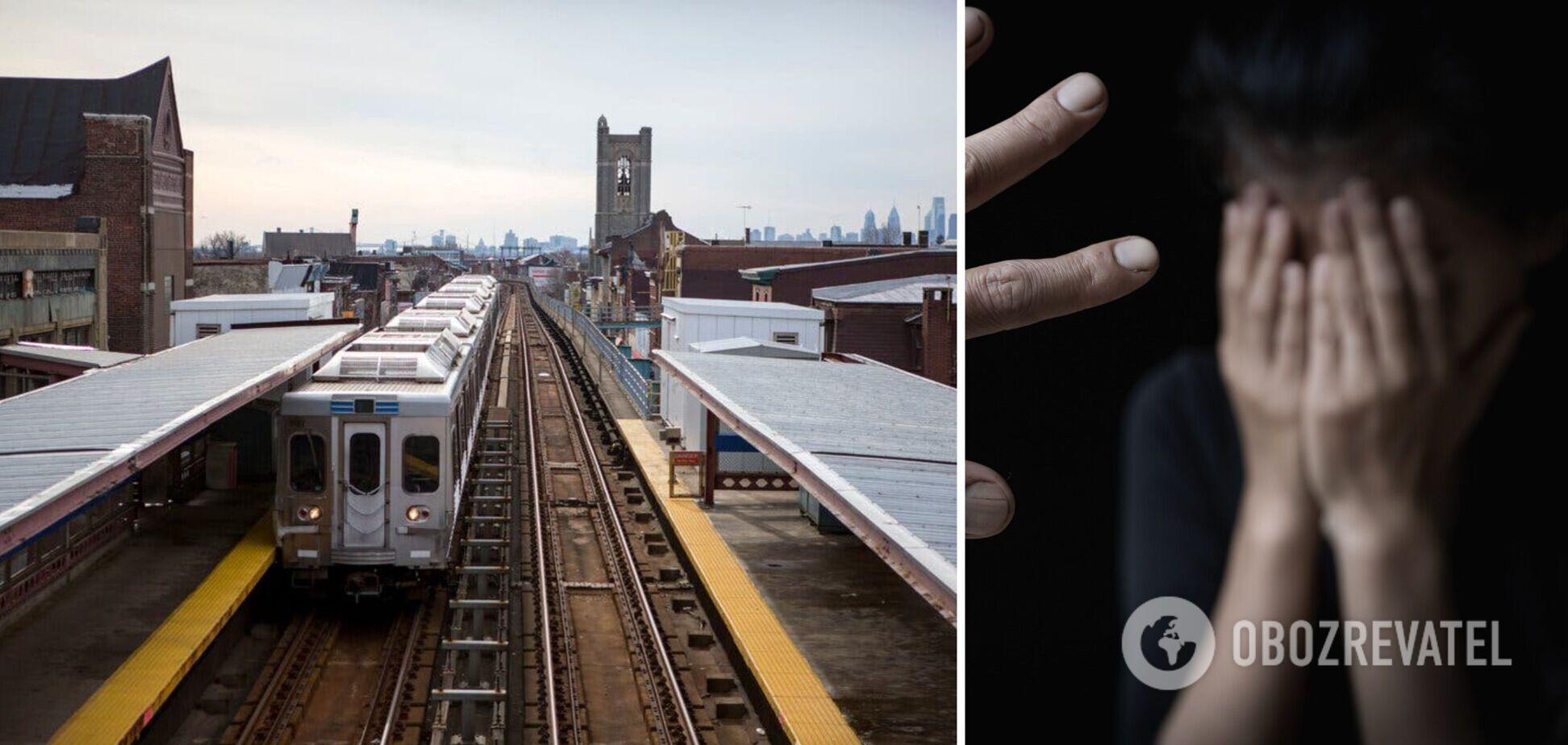 В поезде изнасиловали женщину