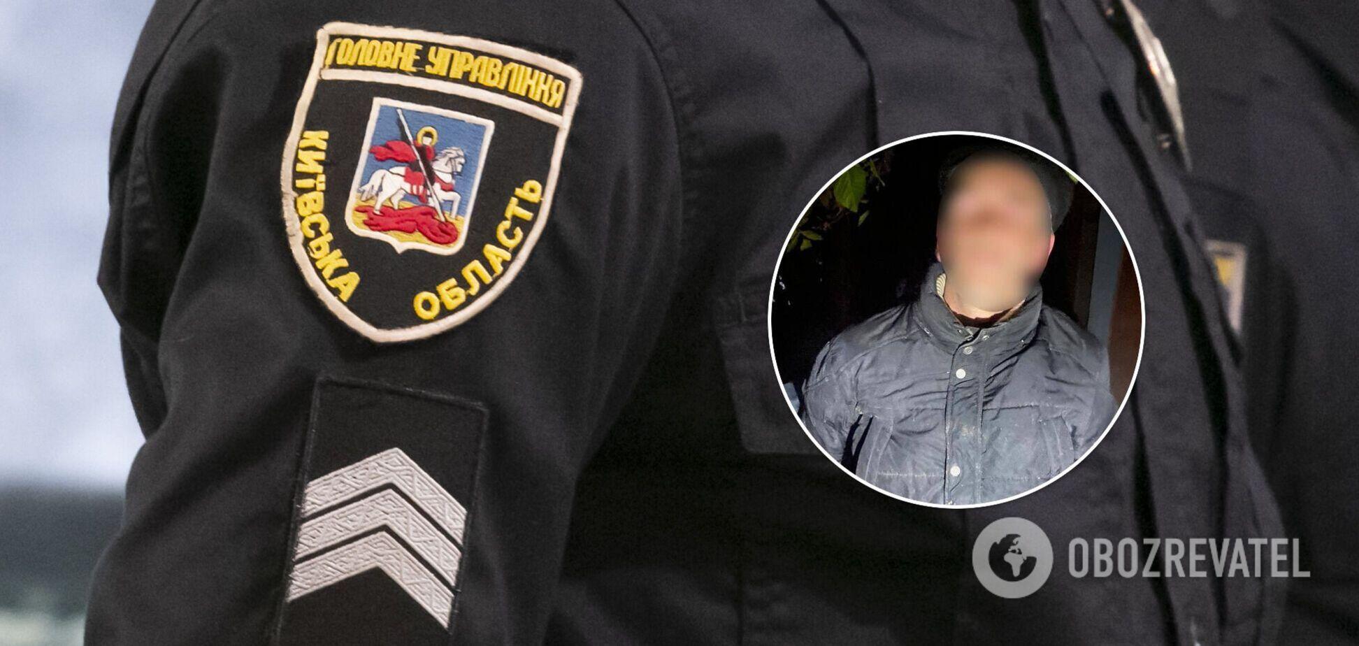 Зловмисника затримали правоохоронці