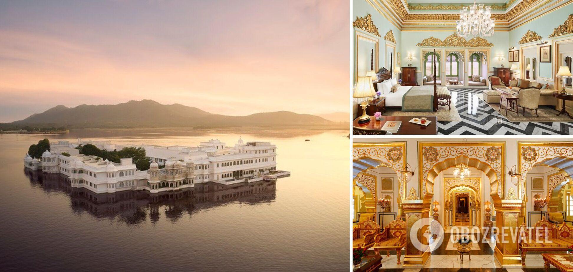 5 самых дорогих отелей Индии: цены за номера достигают 70 000$