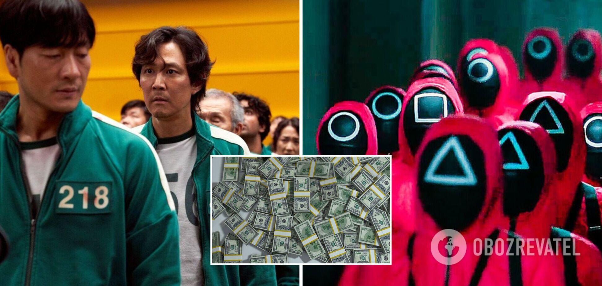 'Гра в кальмара' може принести Netflix $891,1 млн