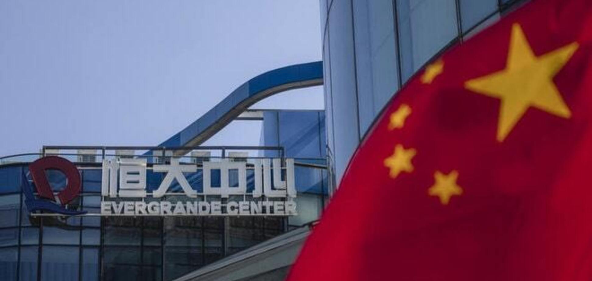 Китайська влада прокоментували криза на будівельному ринку