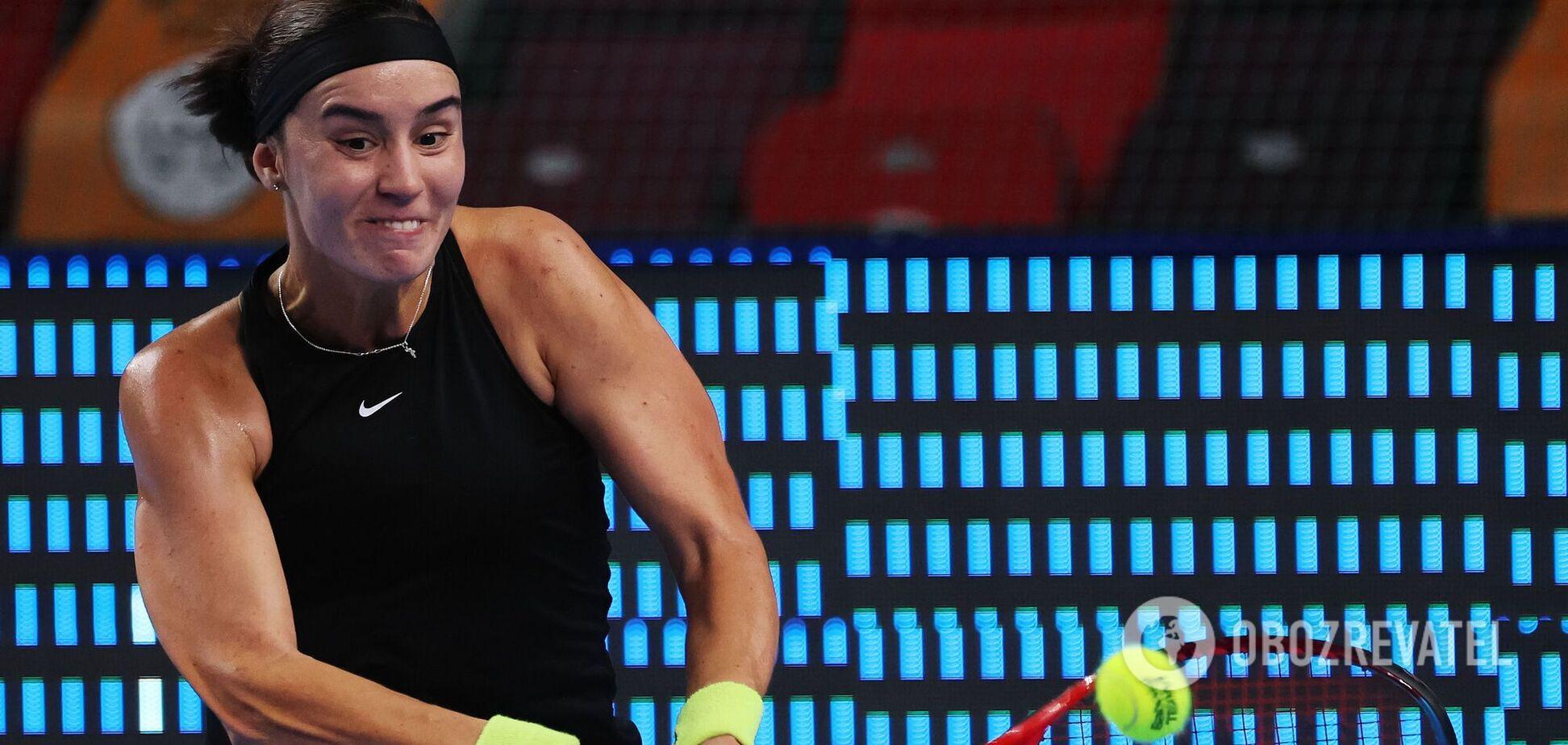 Українська тенісистка розбила росіянку на 'Кубку Кремля' в Москві