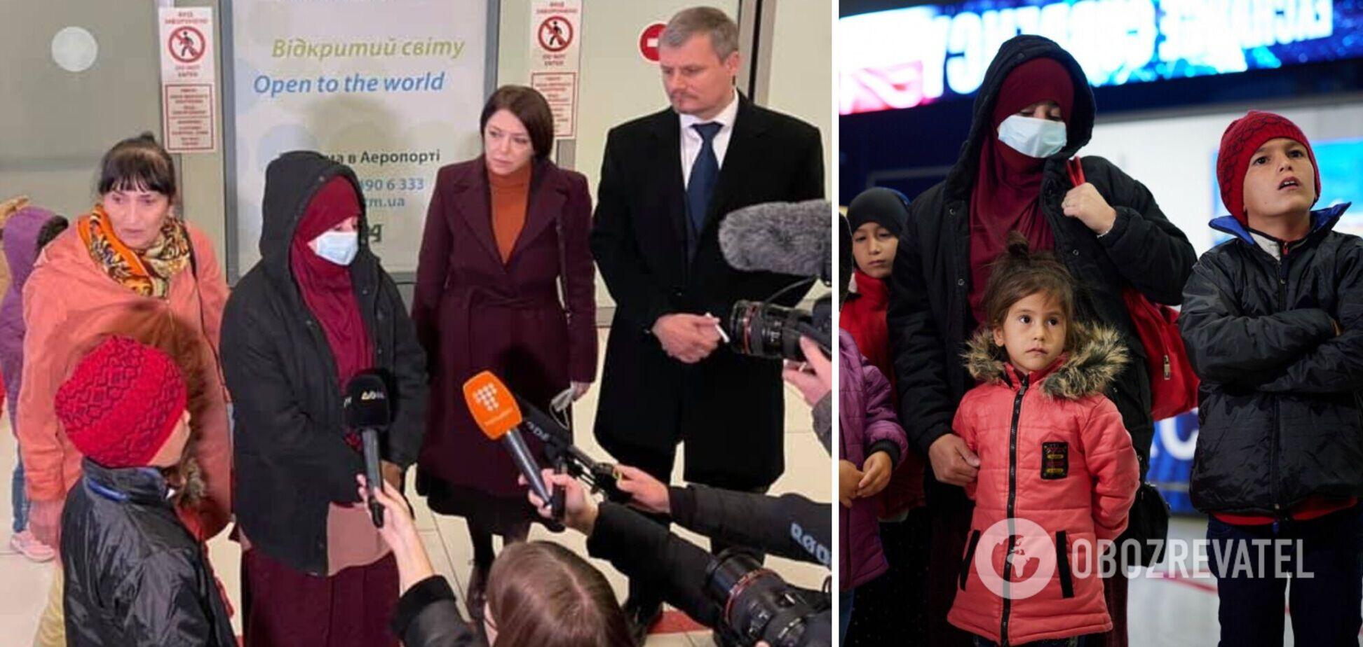 В Киев прибыл четвертый эвакуационный рейс из Сирии
