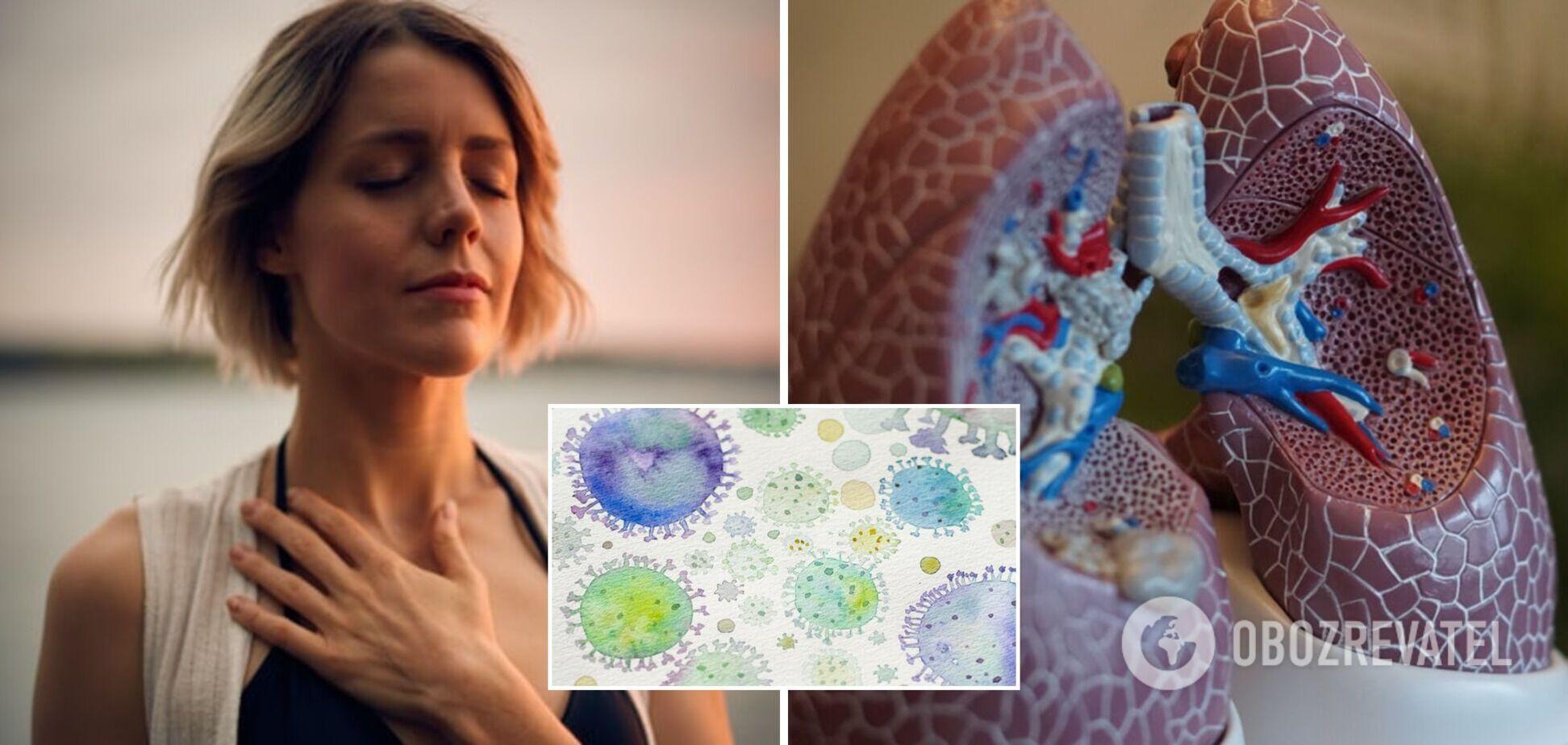 Українські вчені знайшли спосіб, як уникнути гострого запалення легенів при COVID-19