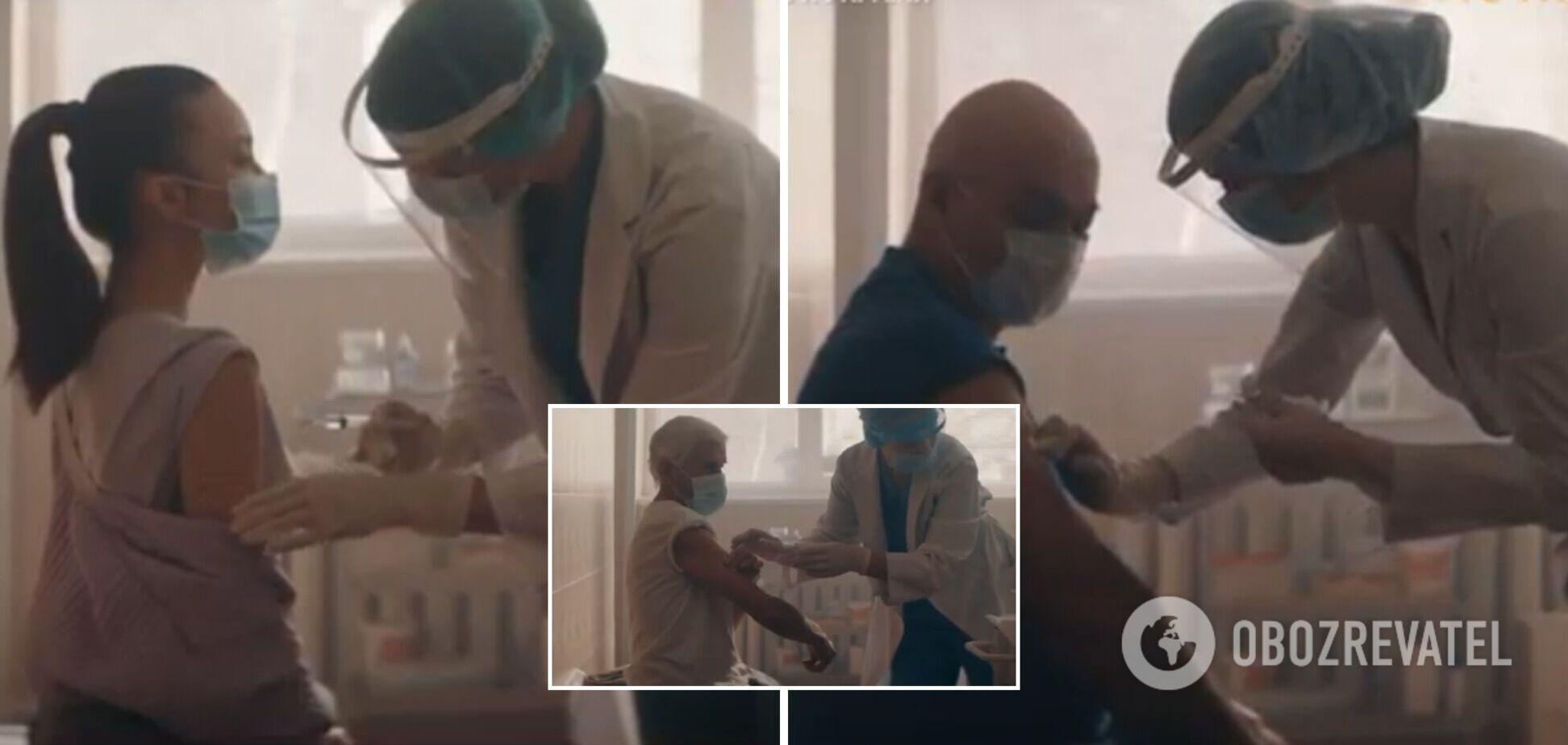 Минздрав в эмоциональных роликах рассказал о необходимости вакцинации. Видео