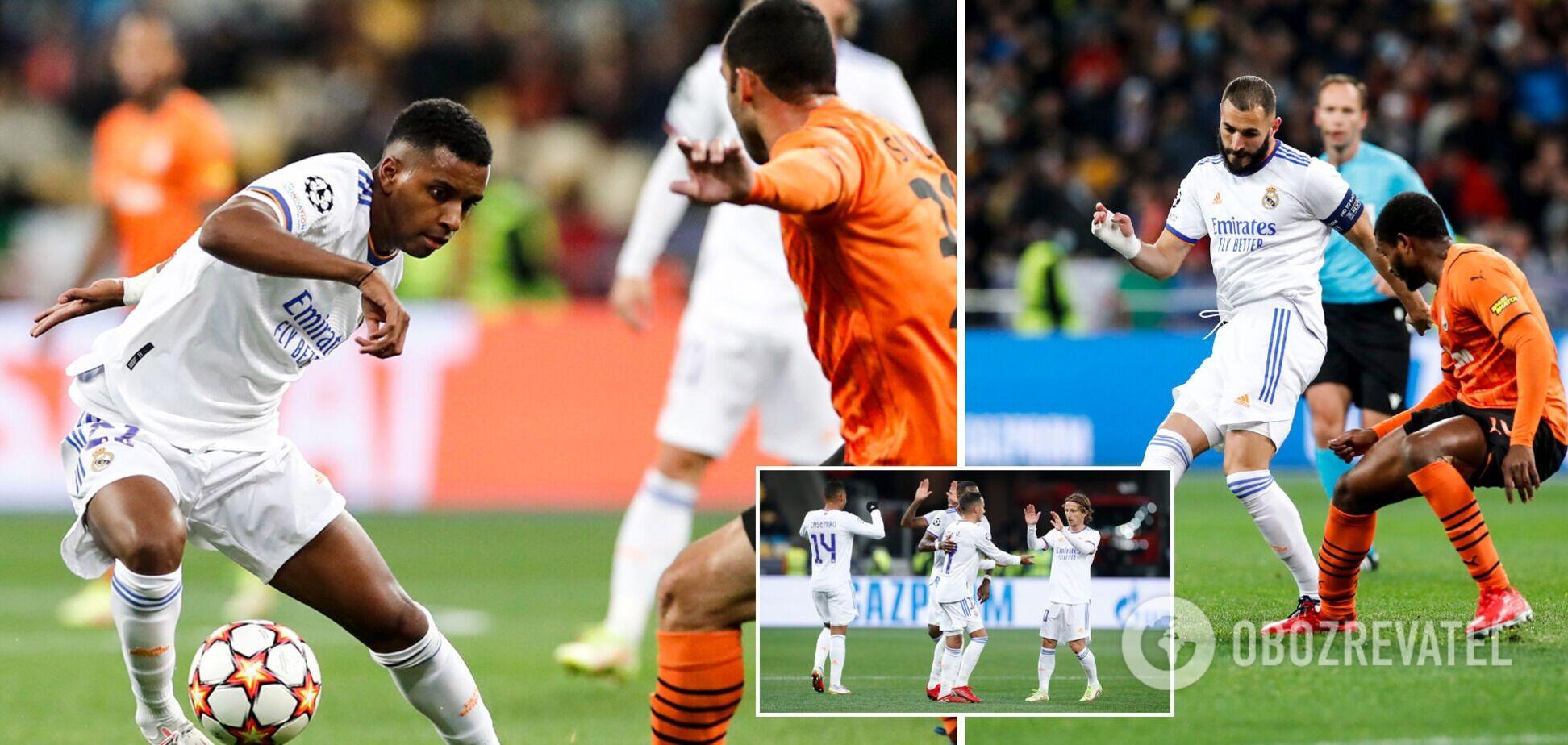Провал на старті тайму. 'Шахтар' – 'Реал' – 0-4: онлайн-трансляція матчу Ліги чемпіонів