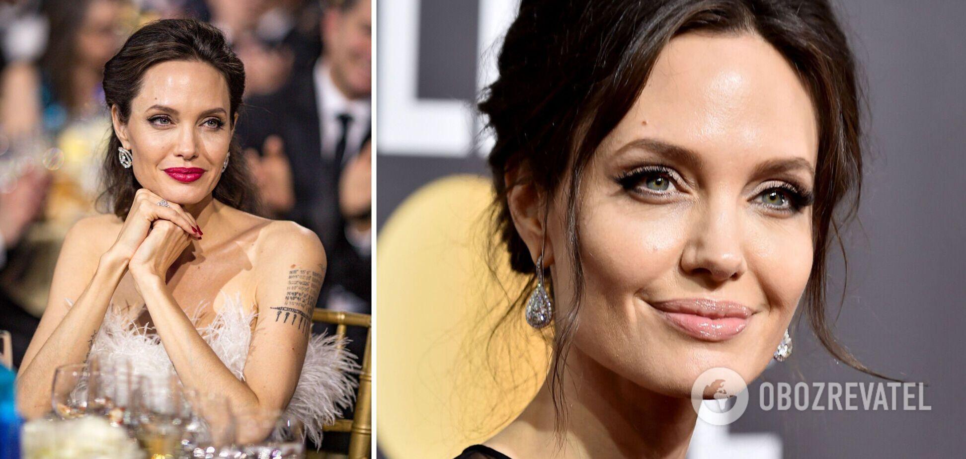 Дочка Джолі прийшла на прем'єру 'Вічних' у сукні матері. Фото