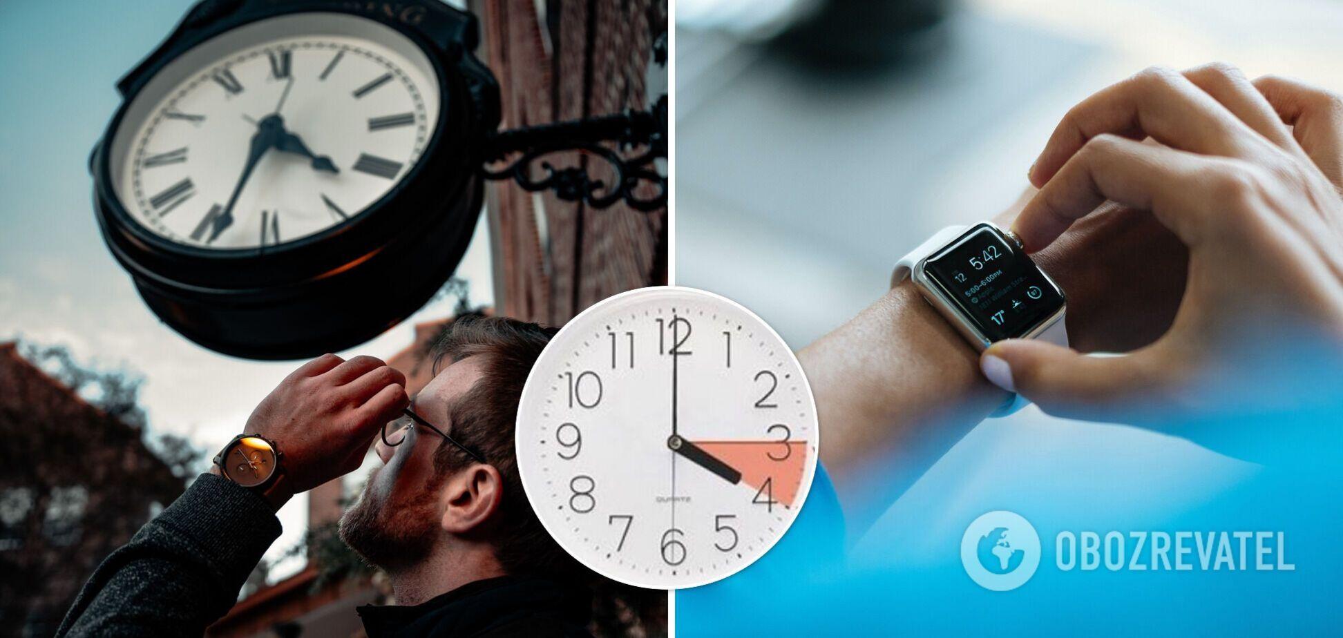 Перехід на зимовий час: як мінімізувати стрес і не заплутатися з переведенням годинників