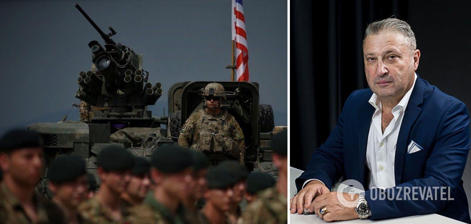 Гарри Табах спрогнозировал реакцию Москвы на движение Украины в НАТО