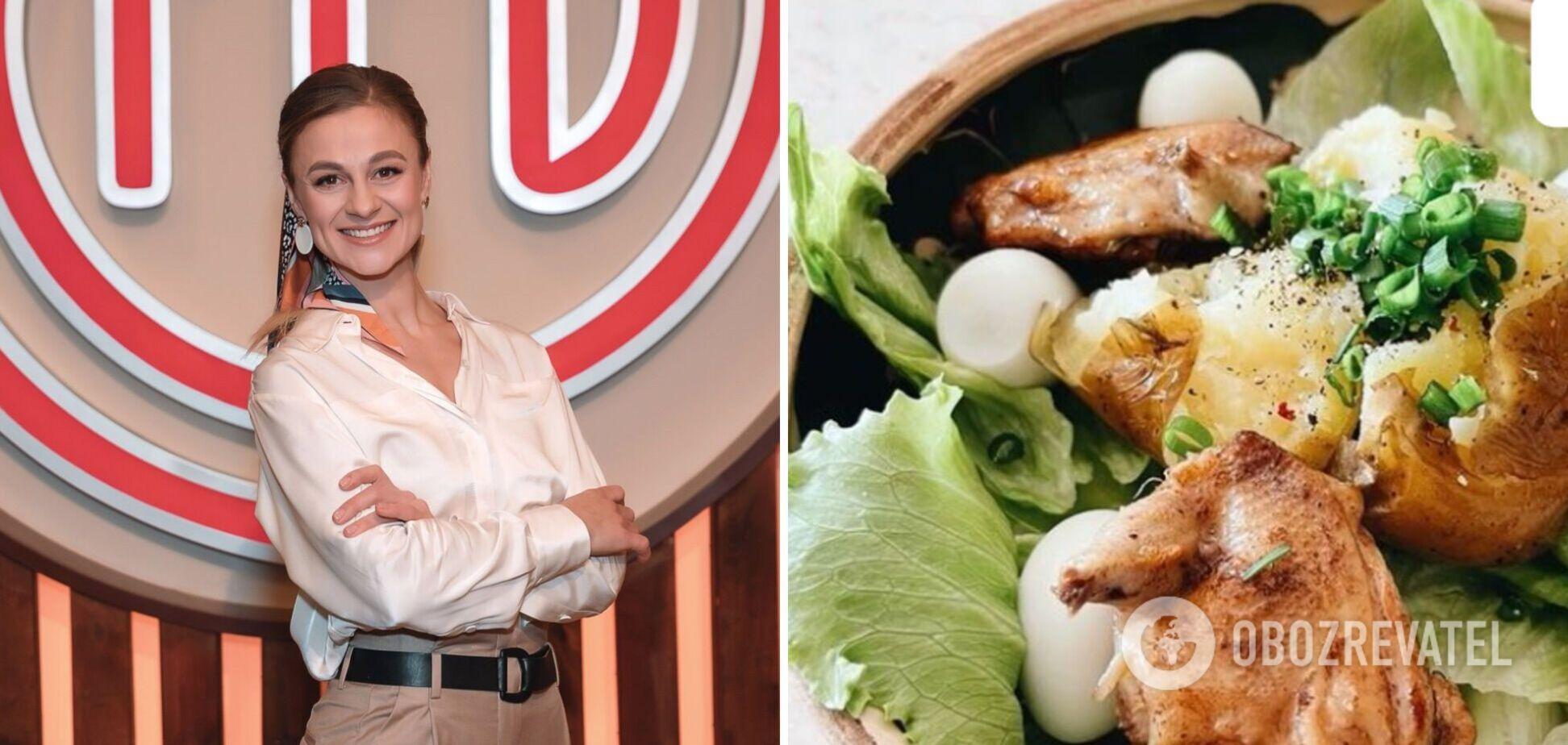 У 'Олів'є' є смачна альтернатива: секретом поділилася зіркова шеф-кухарка