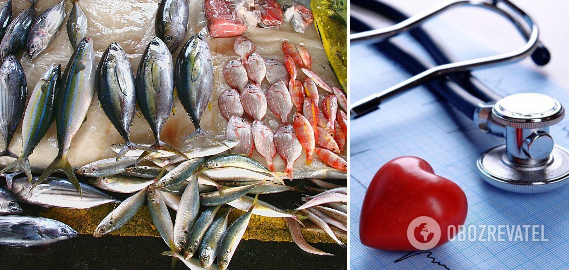 Рыба защитит ваше сердце: какую и когда следует употреблять