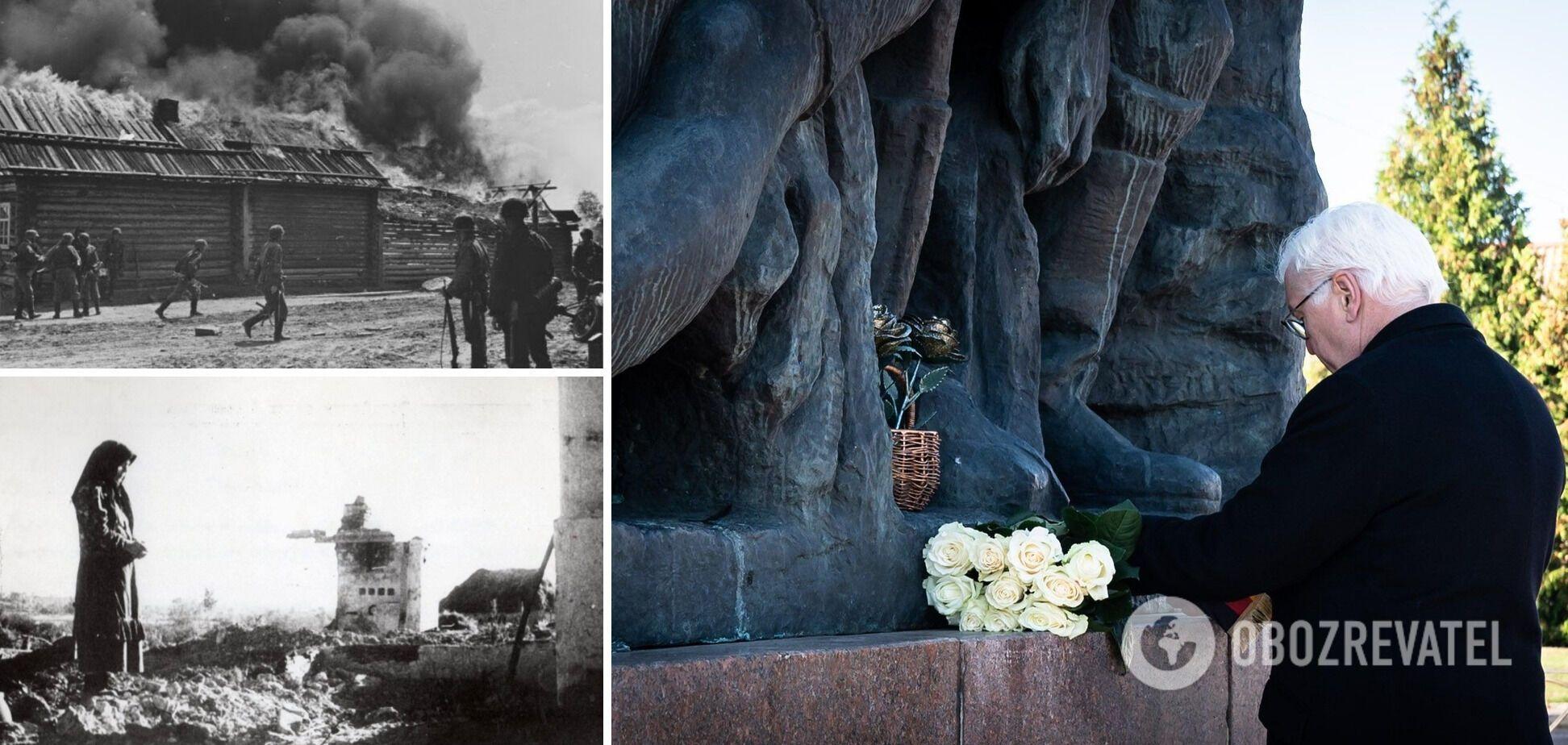 Украинская 'Хатынь'. Берлин помнит, Будапешт – молчит