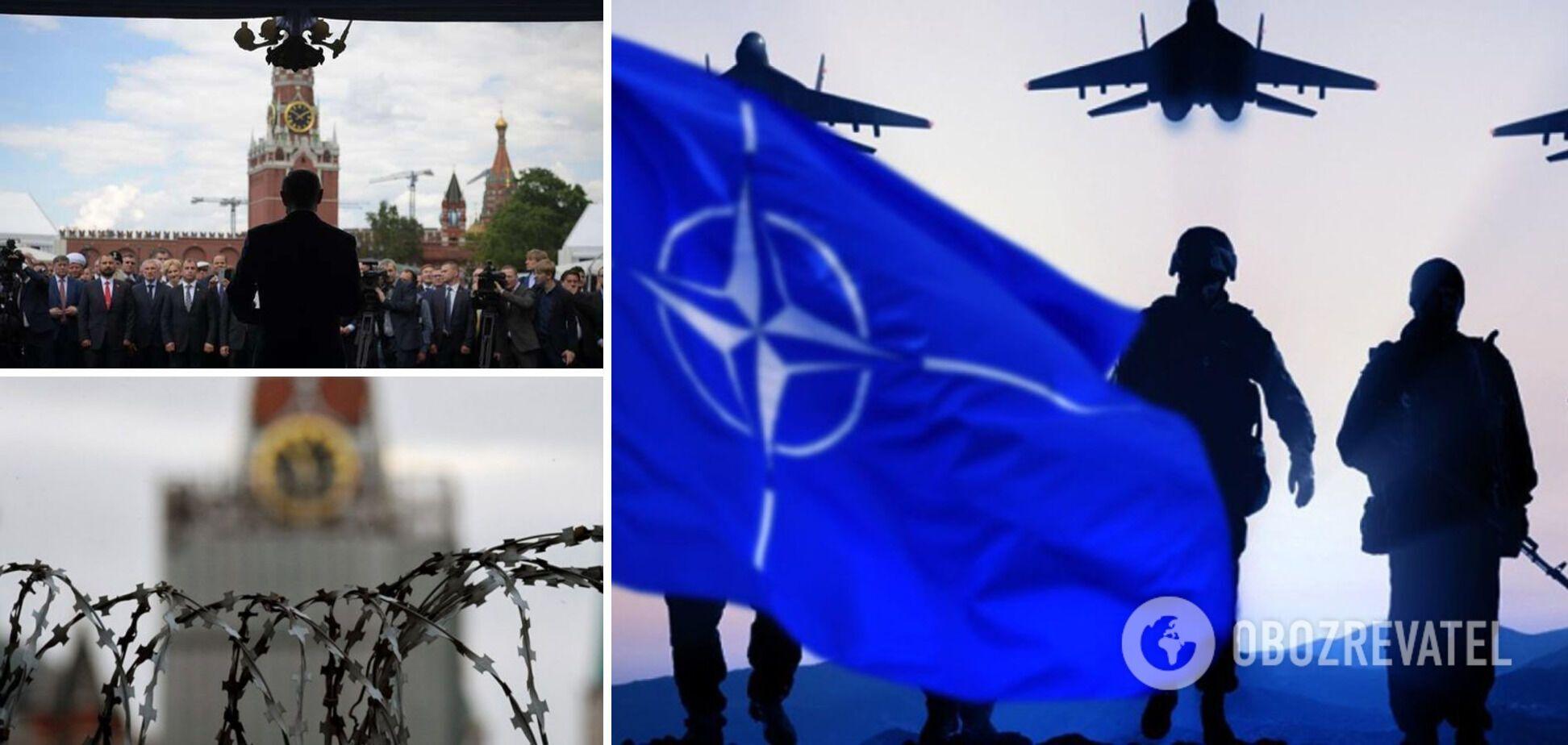 Кремль угрожает войной