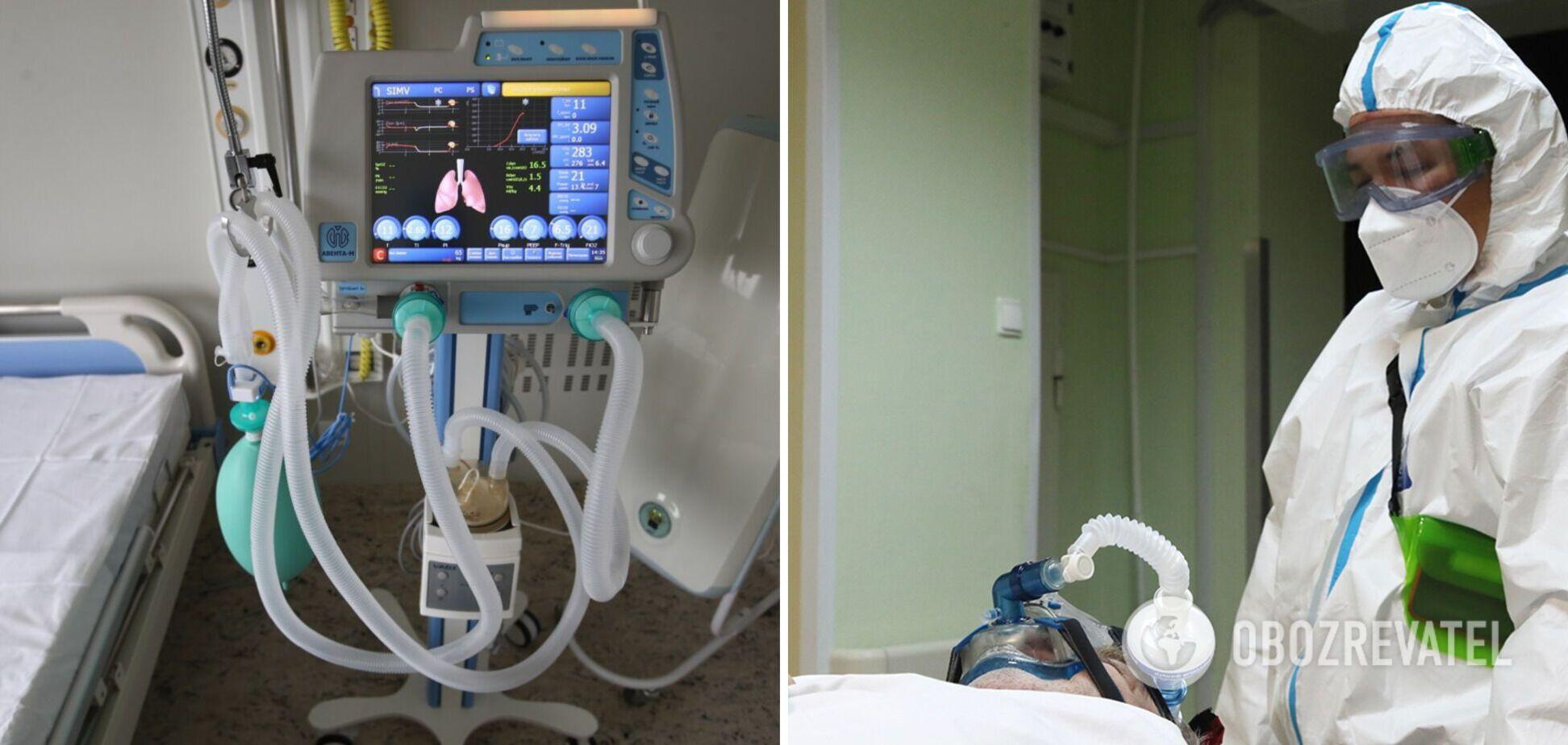 В Україні не вистачає кисню для ковідних лікарень: постачальник оголосив про зупинку виробництва. Документ