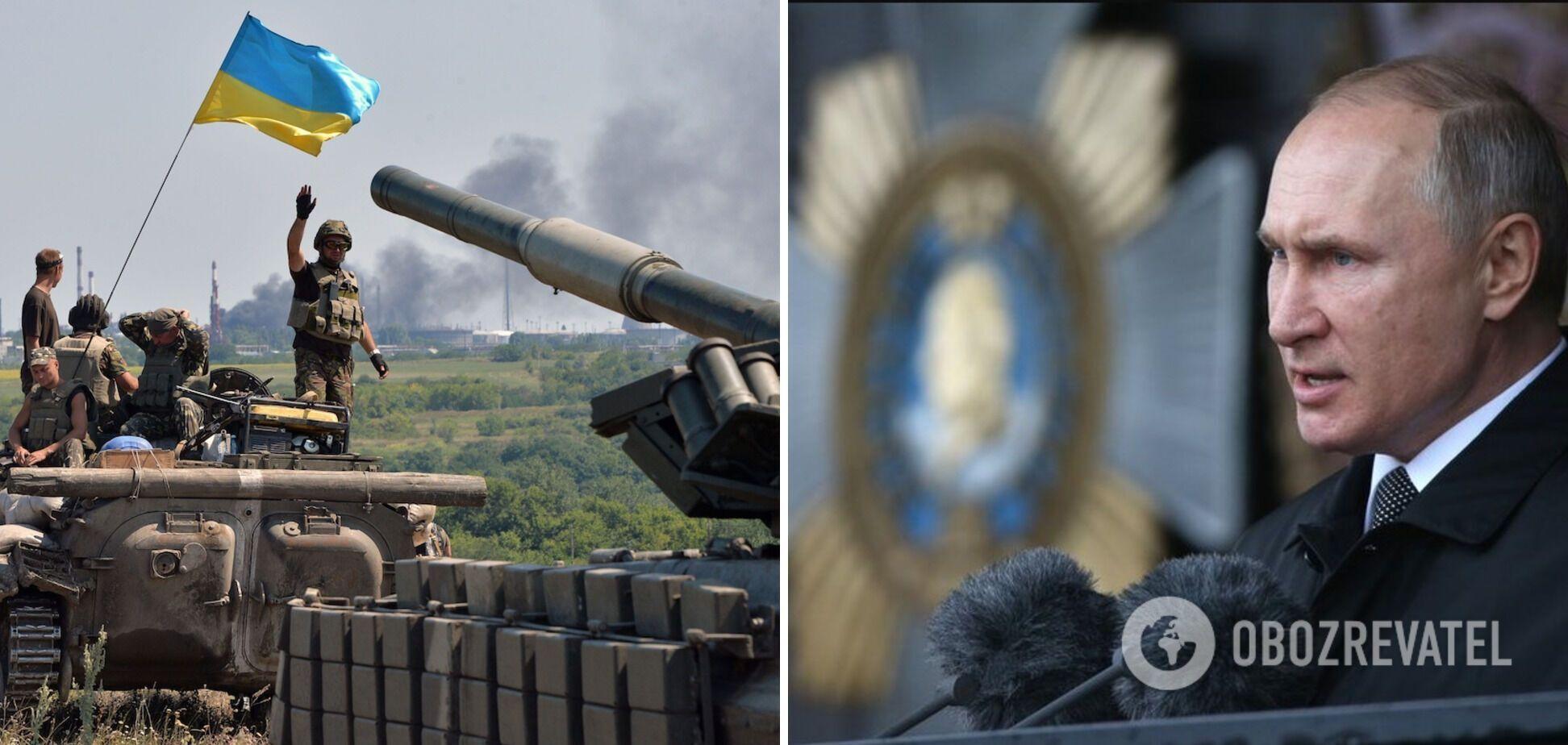Кремль ведет войну против Украины на всех фронтах
