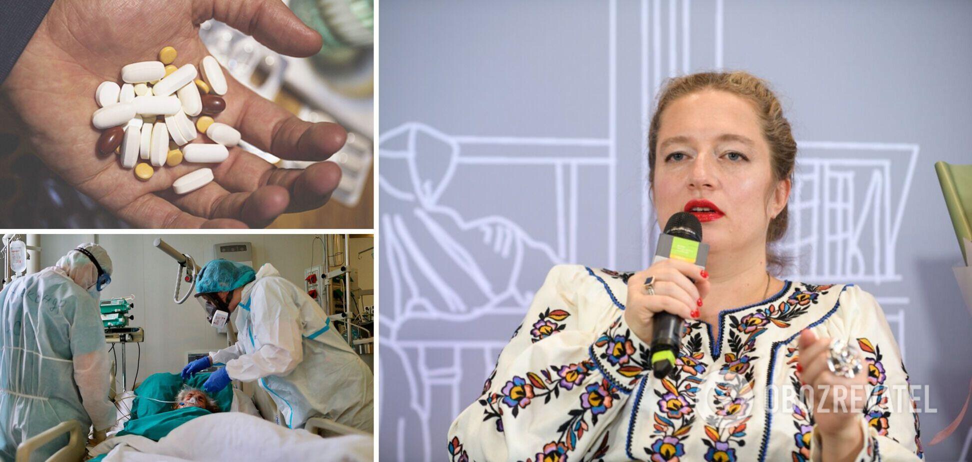 Забудьте про самолікування та антибіотики: експертка UNISEF розповіла, як не потрібно лікувати COVID-19