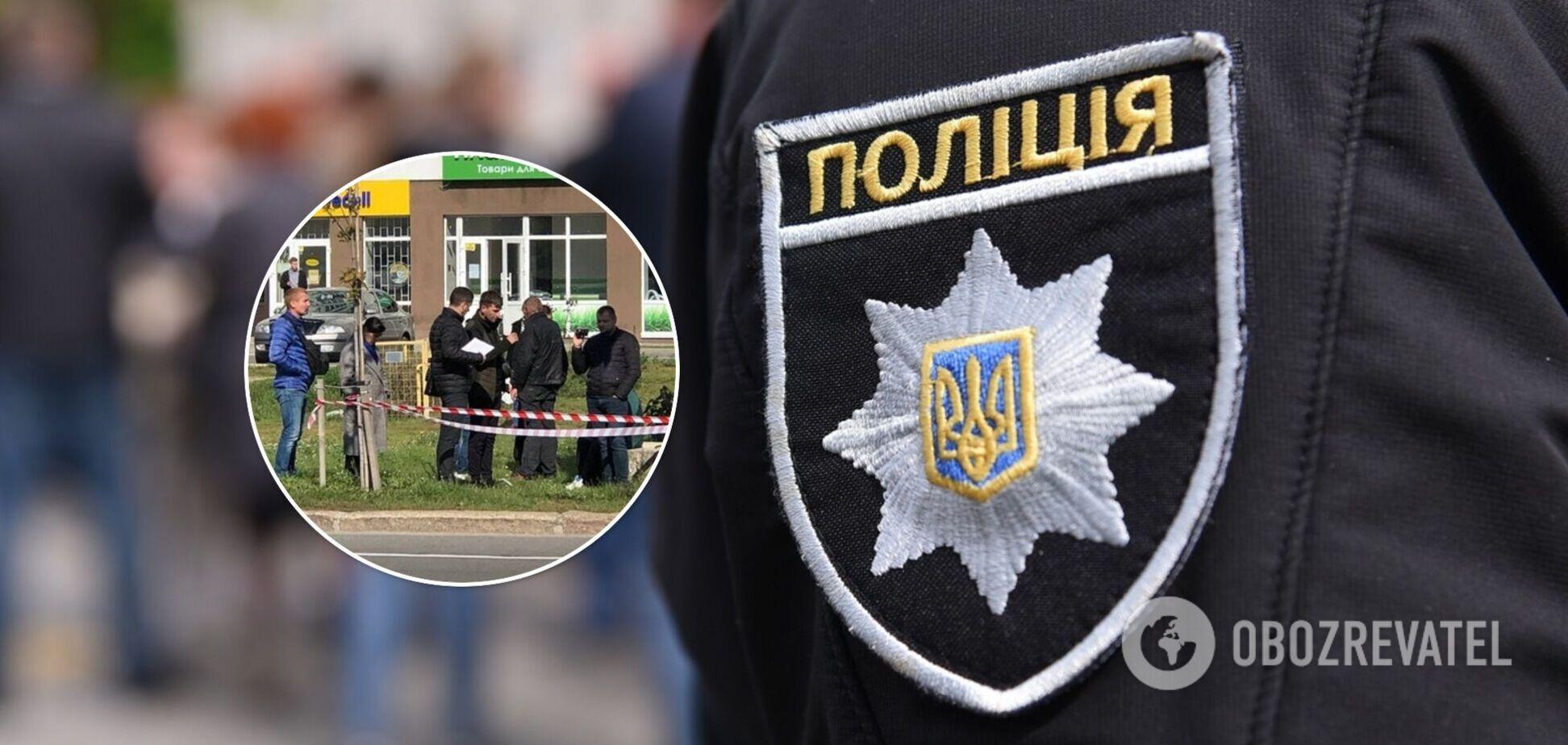 У Чернігові напали на двох поліцейських, один із них загинув. Фото
