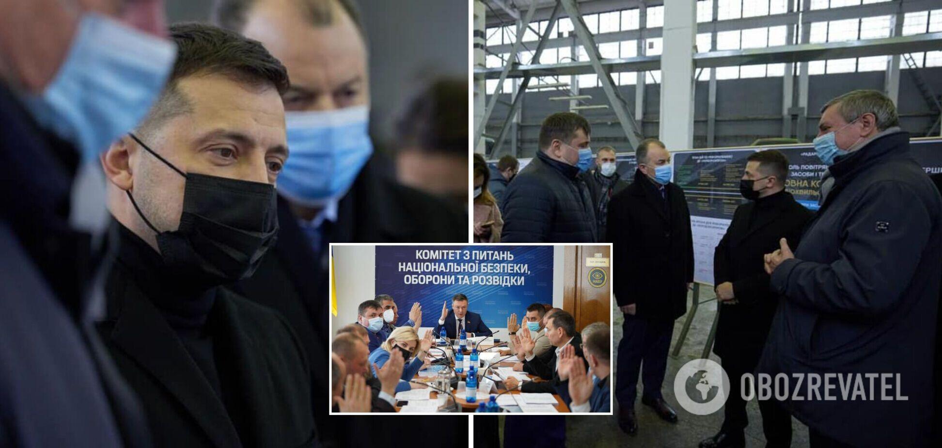 Зеленський підписав Закон про реформу Державногоконцерну 'Укроборонпром'.
