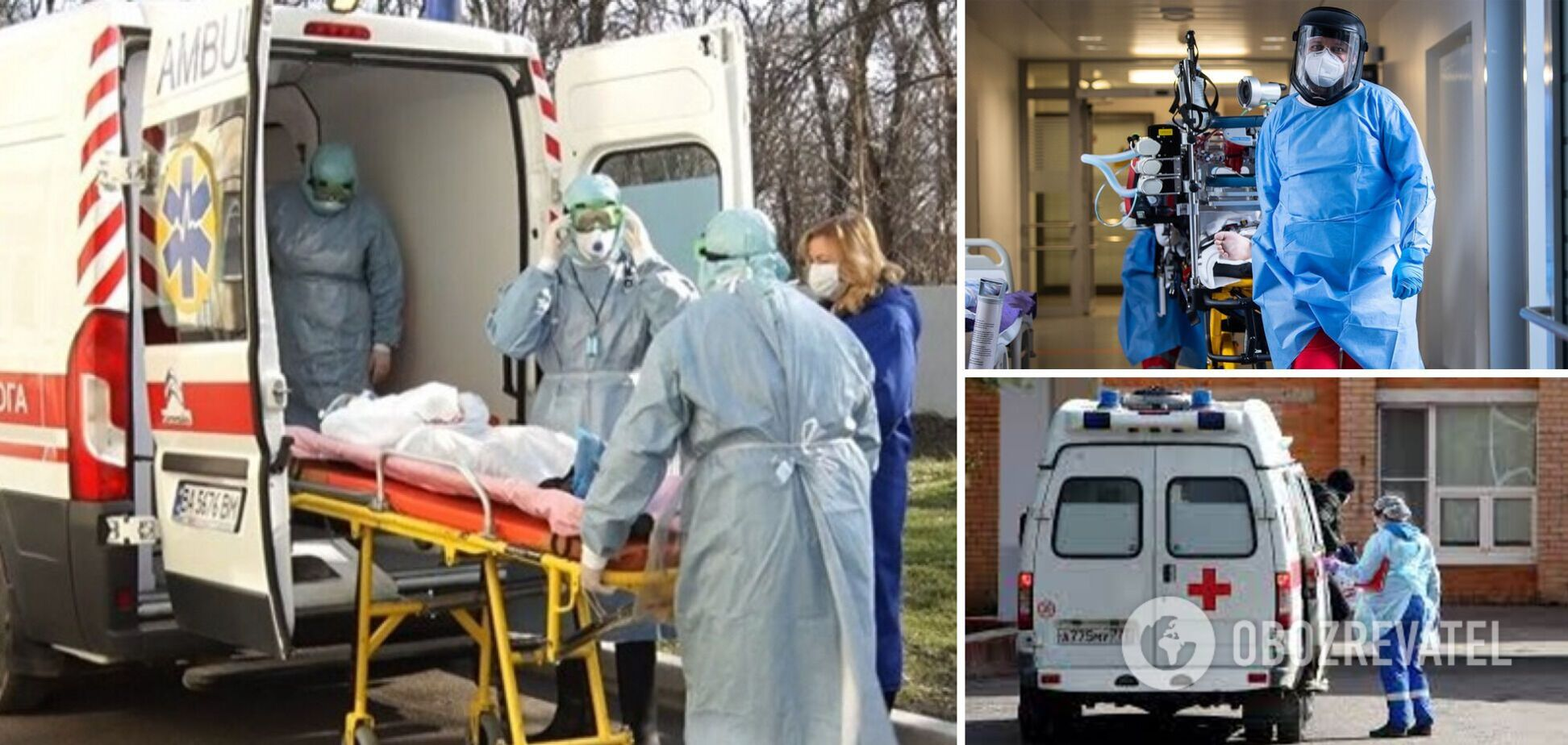 Больница, открывшаяся для ковидных пациентов, заполнилась в первый день работы