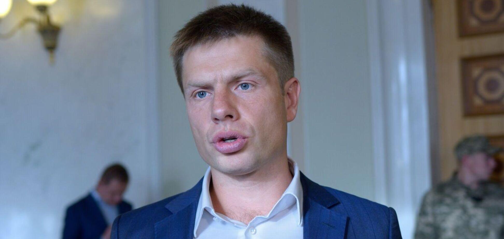 Нардеп Гончаренко: Контроль над СМИ – это основная цель президентского закона об олигархах