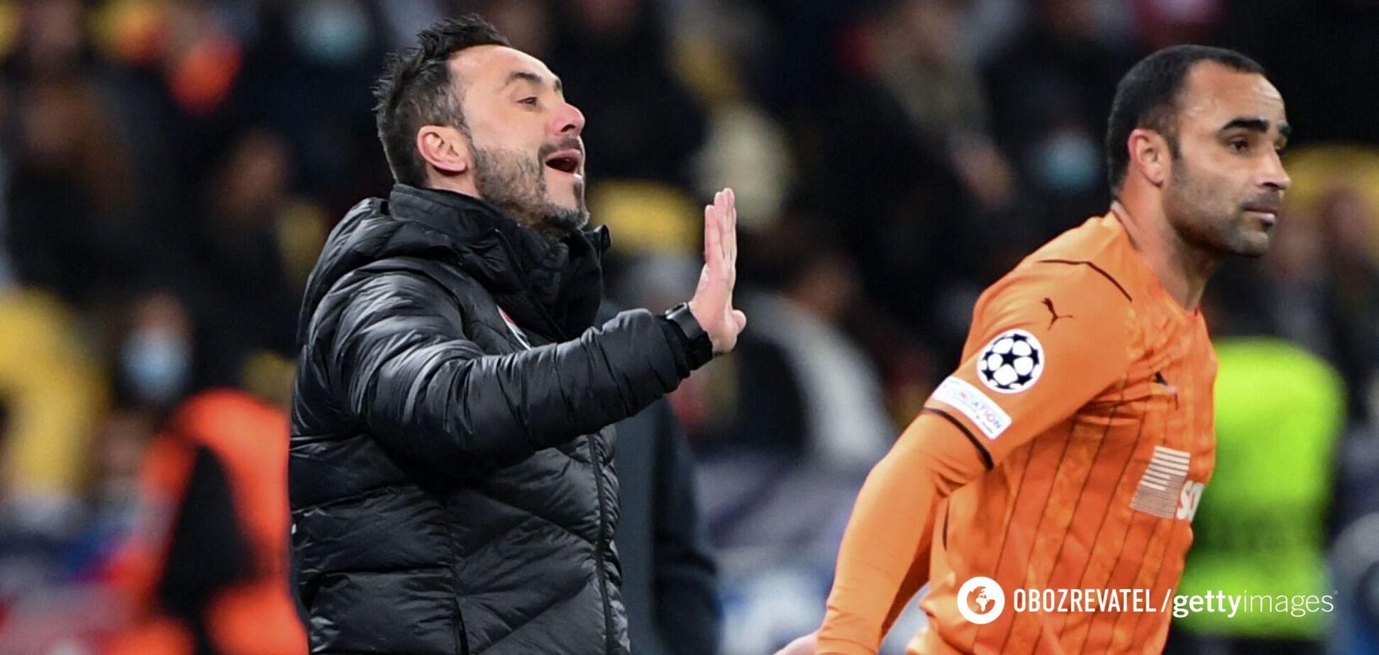 Тренер 'Шахтаря' після фіаско в матчі з 'Реалом' задоволений багатьма футболістами