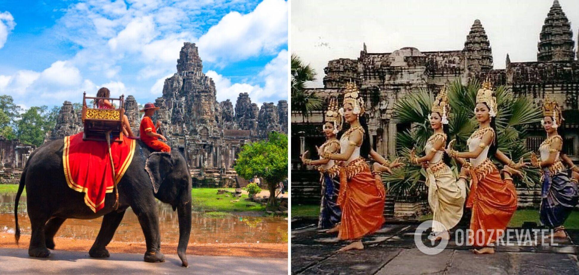 Камбоджа открылась для туристов с любой вакциной. Подробности