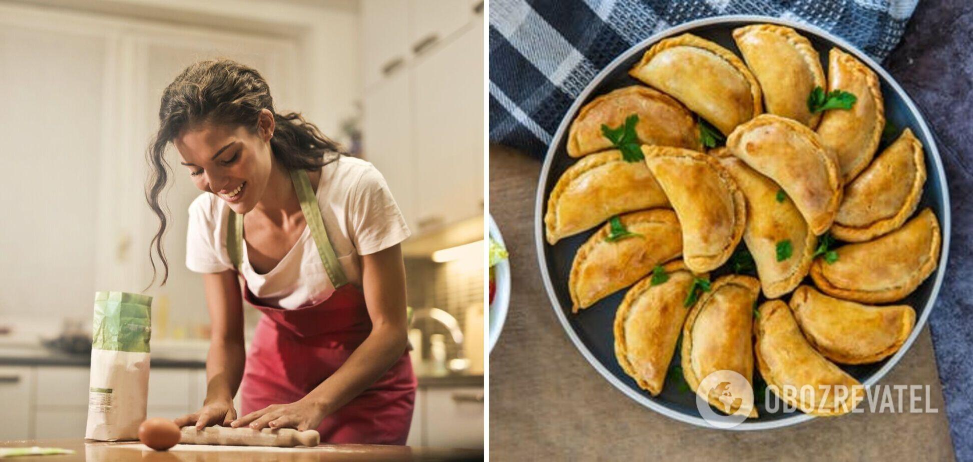 Элементарные пирожки с осенними овощами: фудблогеры поделились идеями