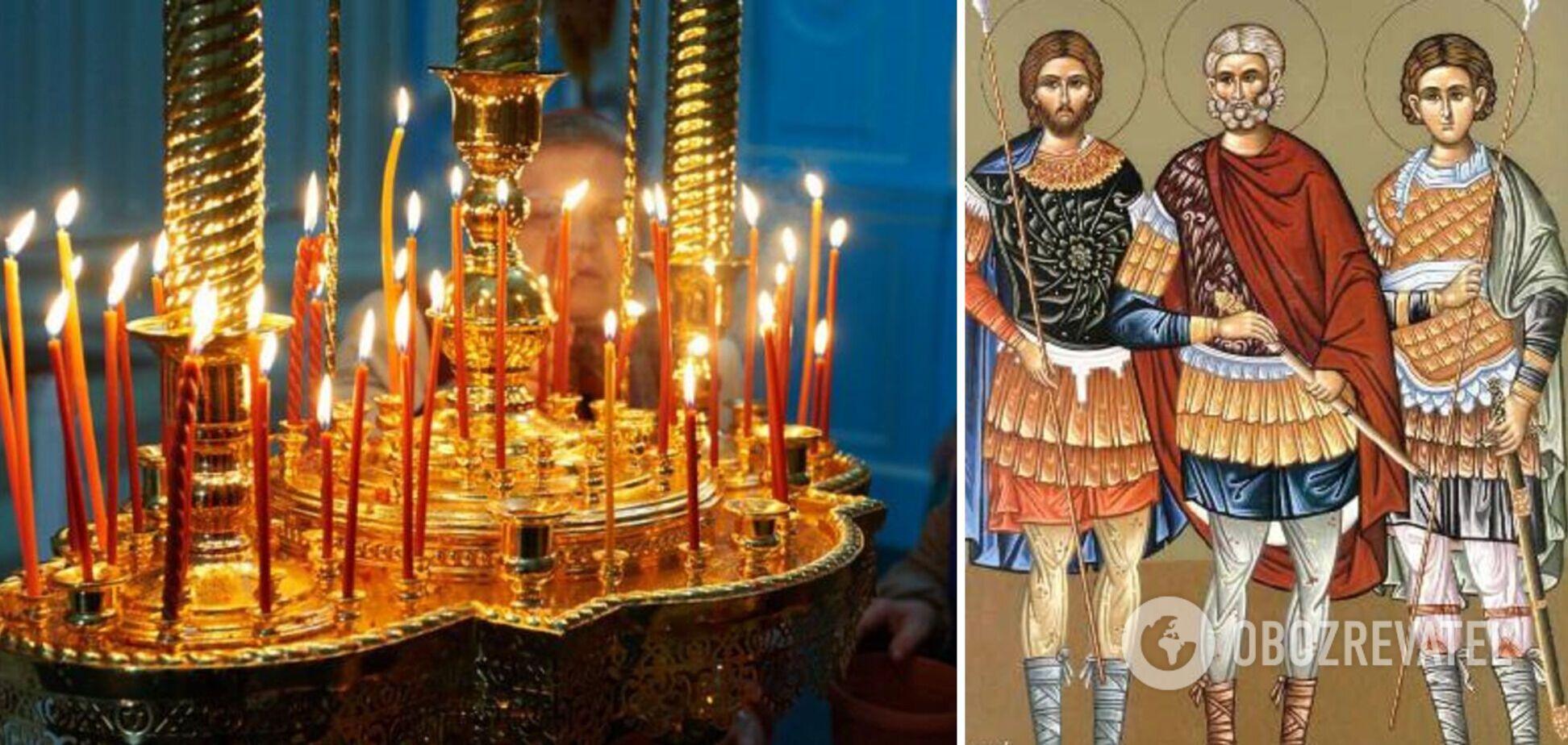 25 жовтня: яке свято, що не можна робити на Прова, Тараха і Андроніка, прикмети й іменинники