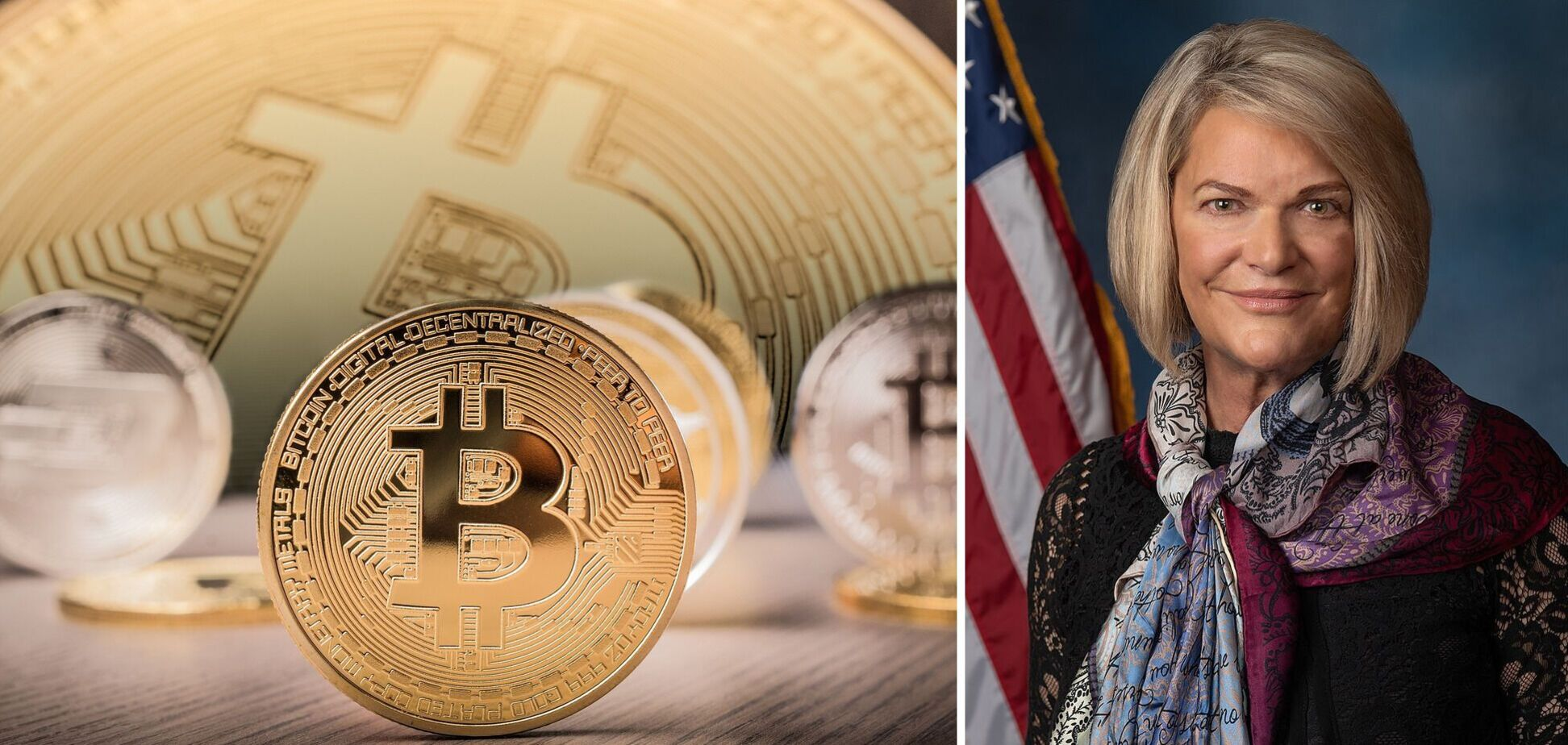 Синтія Ламміс відома як криптооптимістка