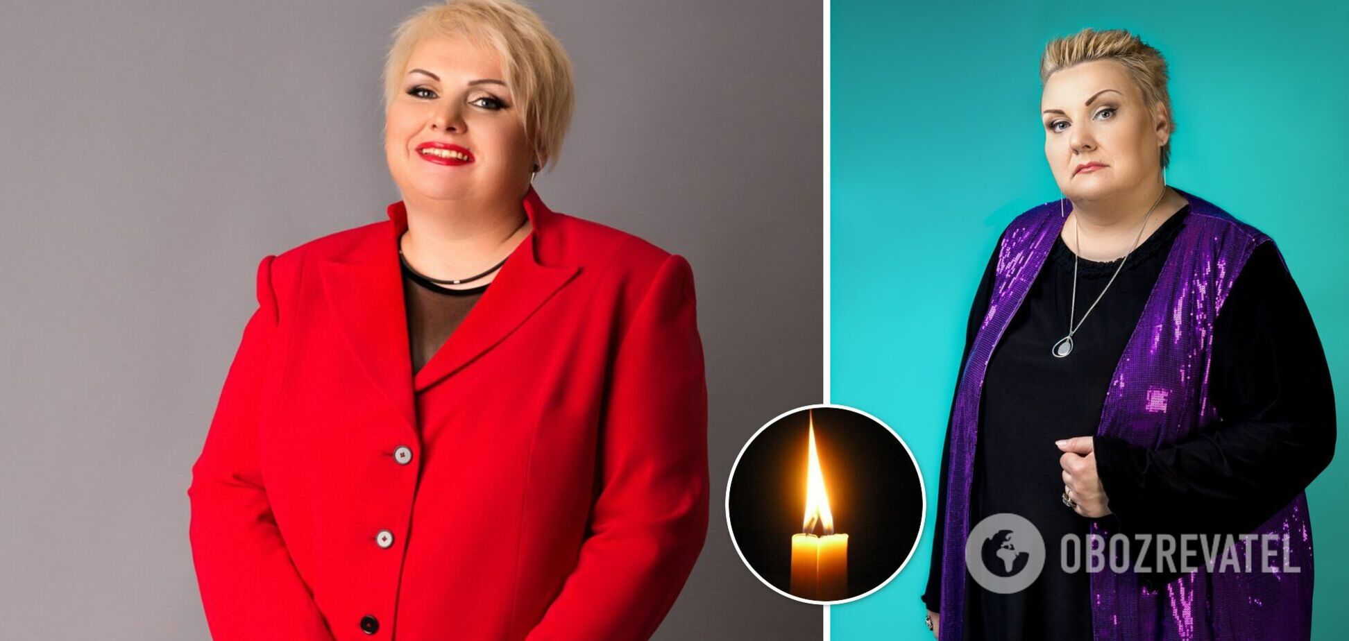 Марина Поплавська померла три роки тому: зірки 'Дизель шоу' показали пам'ятні фото