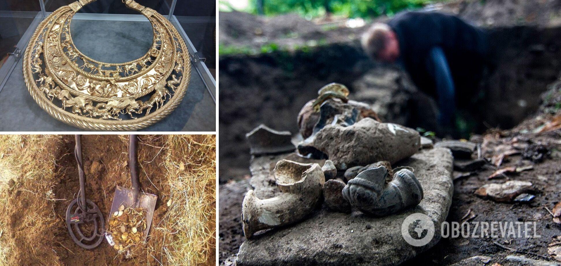 Армия 'кладоискателей-мародеров древностей' грабит Украину?