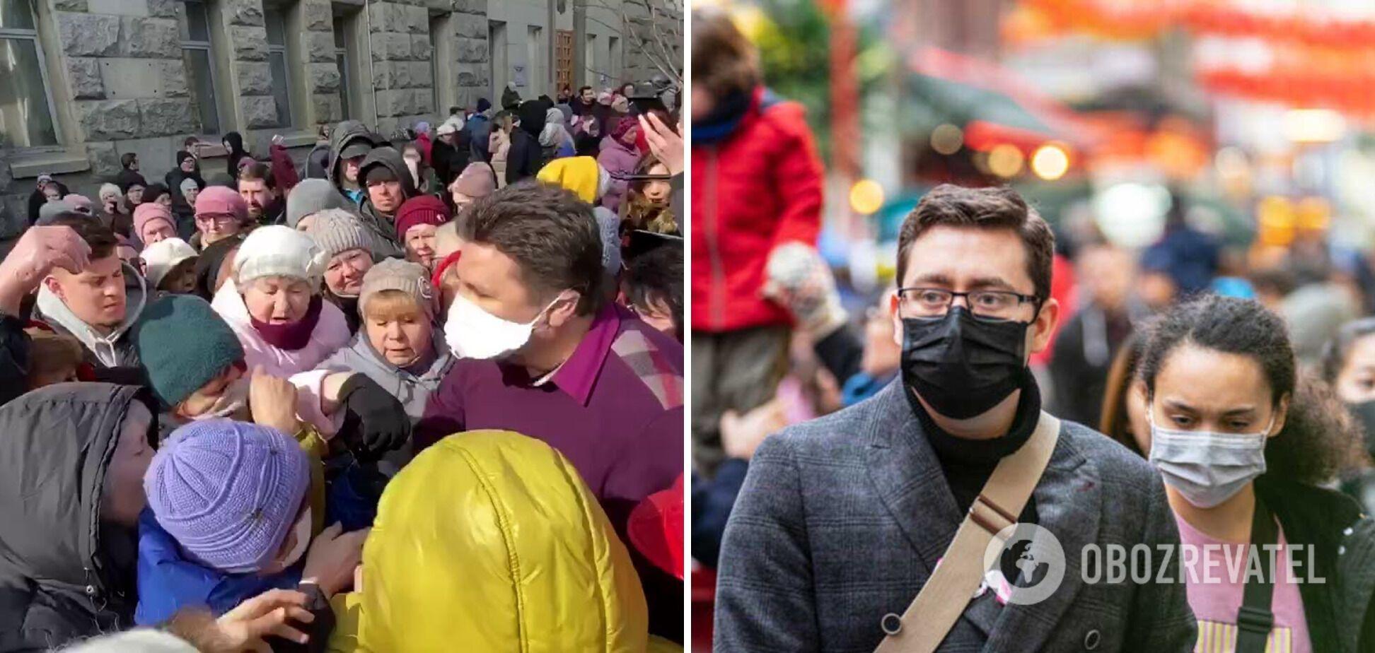 Пандемия в Украине будет вечной? Кто виноват и что делать