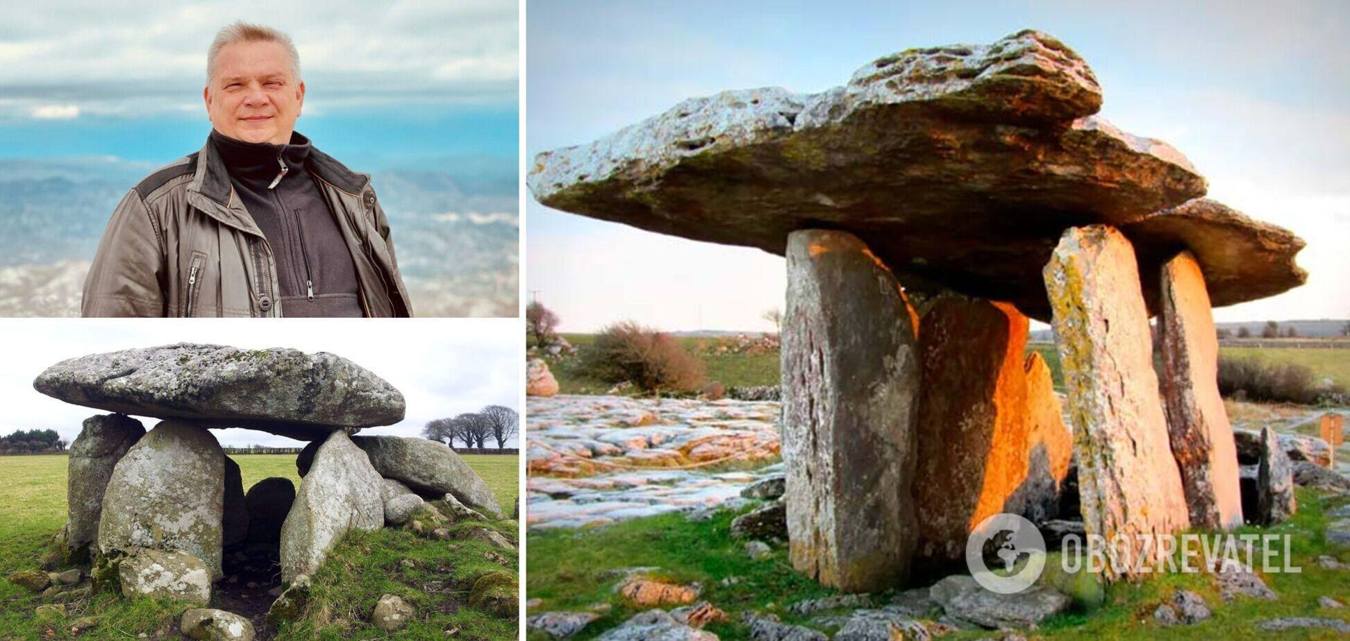 Дольмены в Украине: загадочные сооружения древних цивилизаций