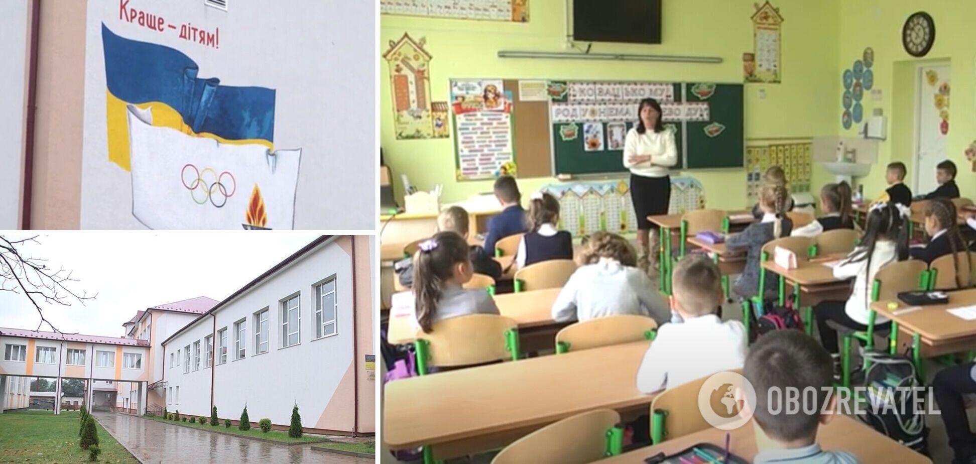 Дети учатся в корпусе, который не сдали в эксплуатацию