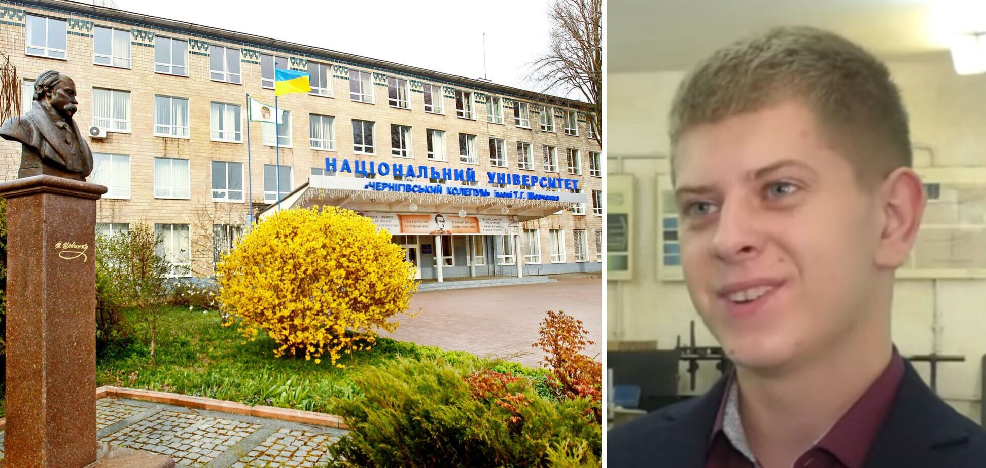 Ростислав признается, что не планировал поступать на учителя физики