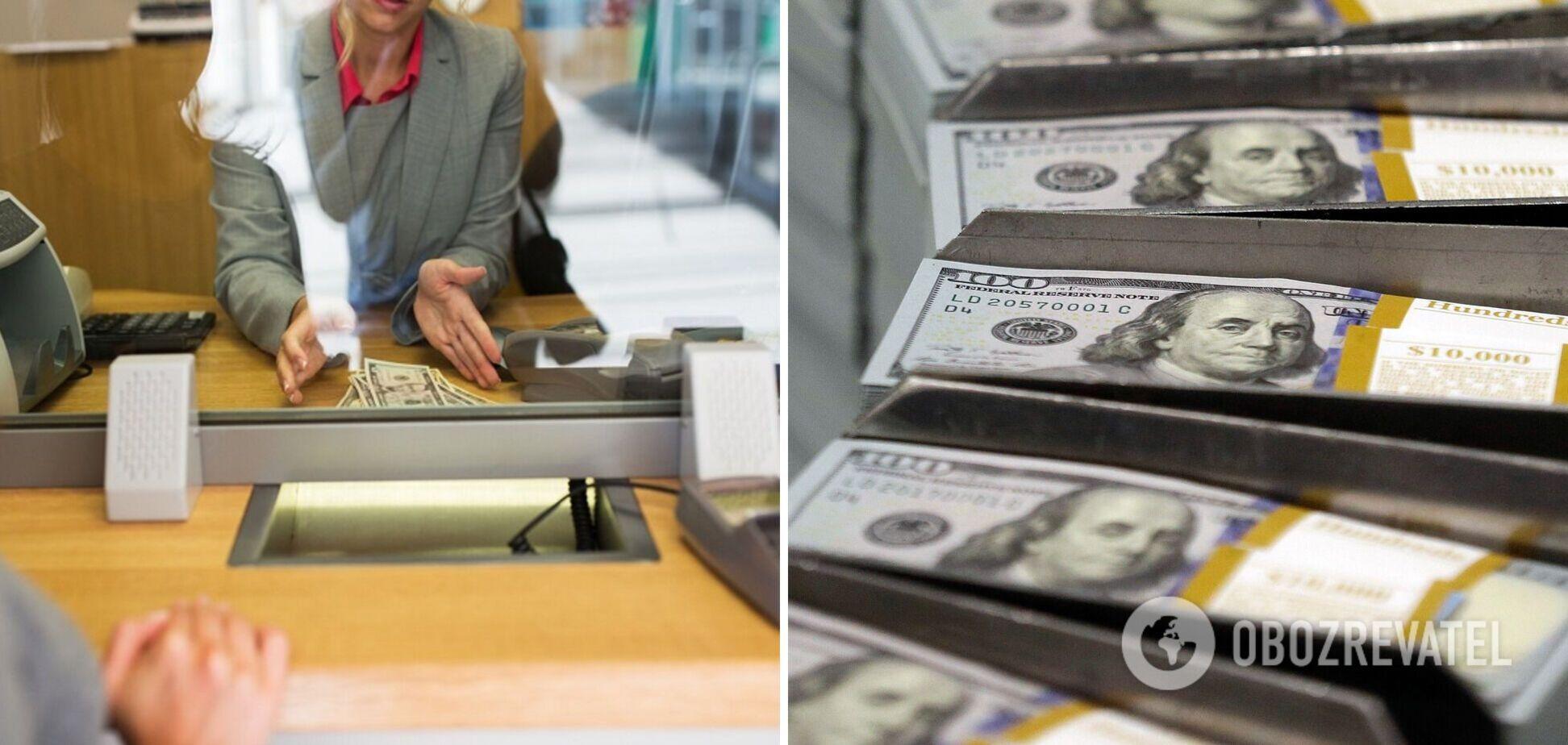 Фальшиві долари в Україні