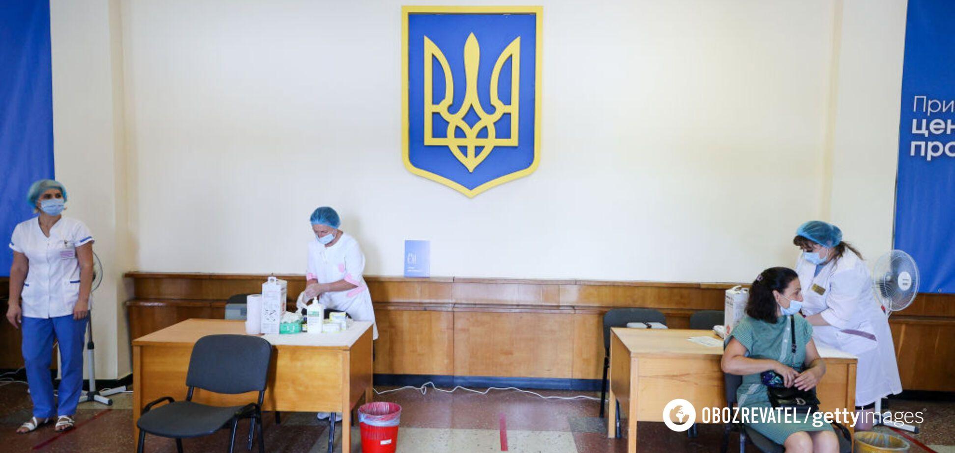 В Україні зробили рекордну кількість щеплень від COVID-19 за добу: як записатися на вакцинацію