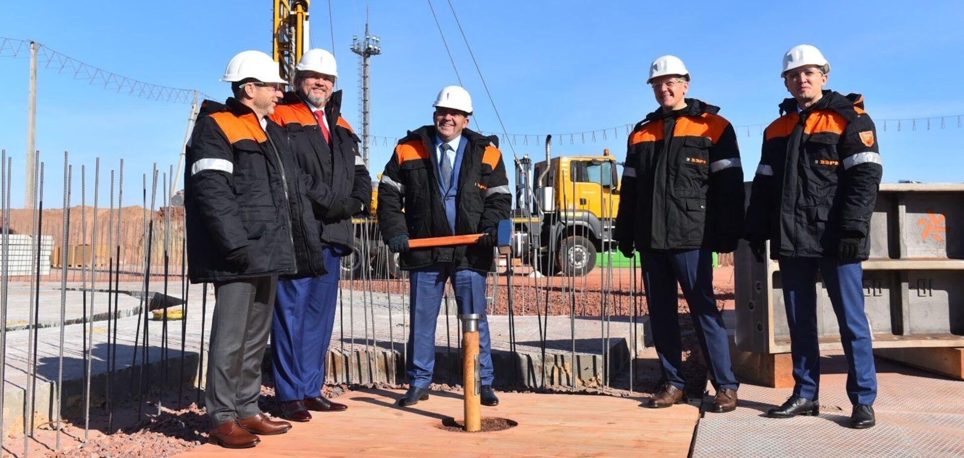 Corum Group построит Южный вентиляционный ствол №2 на Запорожском железорудном комбинате