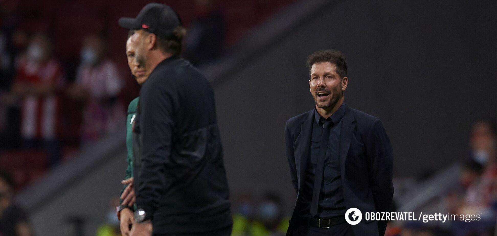 'Я не ідіот': тренер 'Ліверпуля' посварився з журналістом після перемоги над 'Атлетіко'