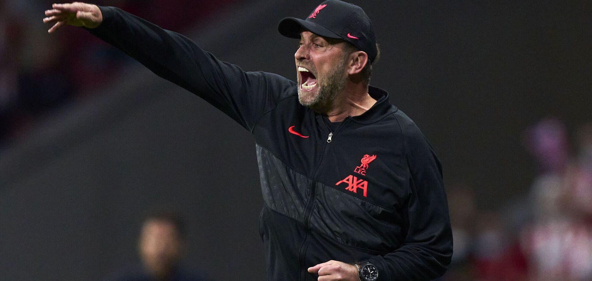 'Я не идиот': тренер 'Ливерпуля' поссорился с журналистом после победы над 'Атлетико'