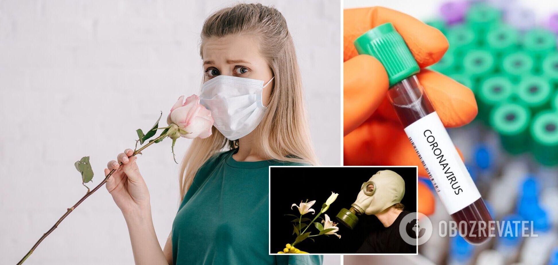 Що робити, якщо після COVID-19 не повертається нюх: лікар дав відповідь