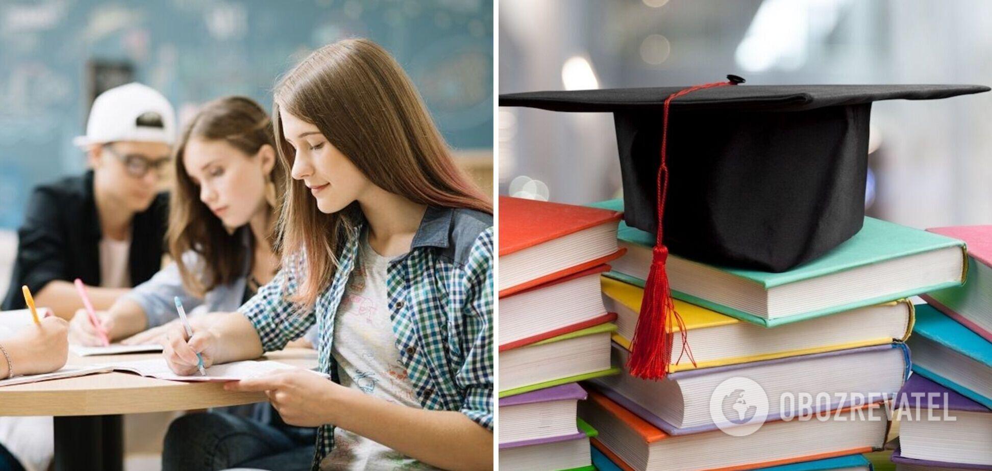 У випускників 2022 року буде можливість безкоштовно здати п'ять пробних ЗНО