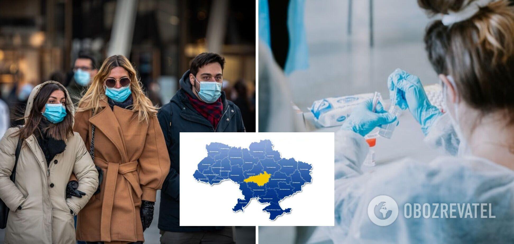 В Україні одну з областей нова хвиля COVID-19 оминула: в чому причина