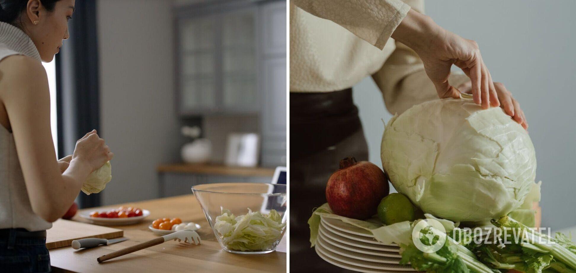 Ледачі страви з капусти для вечері: ідеями поділились фудблогери