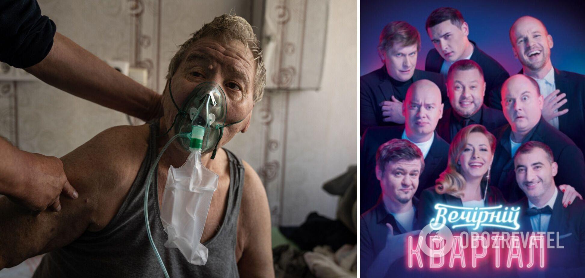 Людей в Харькове некуда госпитализировать