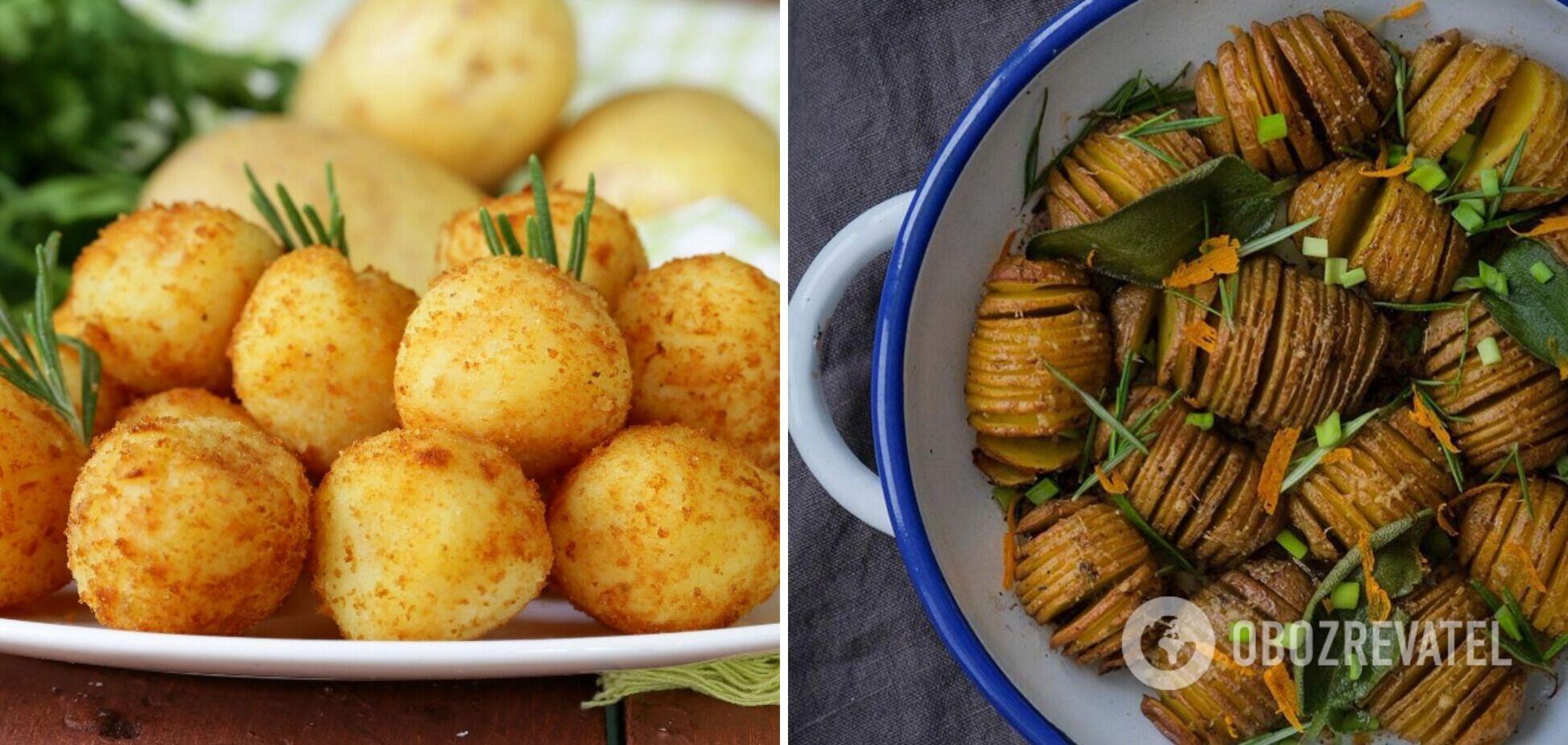 Як подати картоплю по-новому: 2 незвичайні рецепти