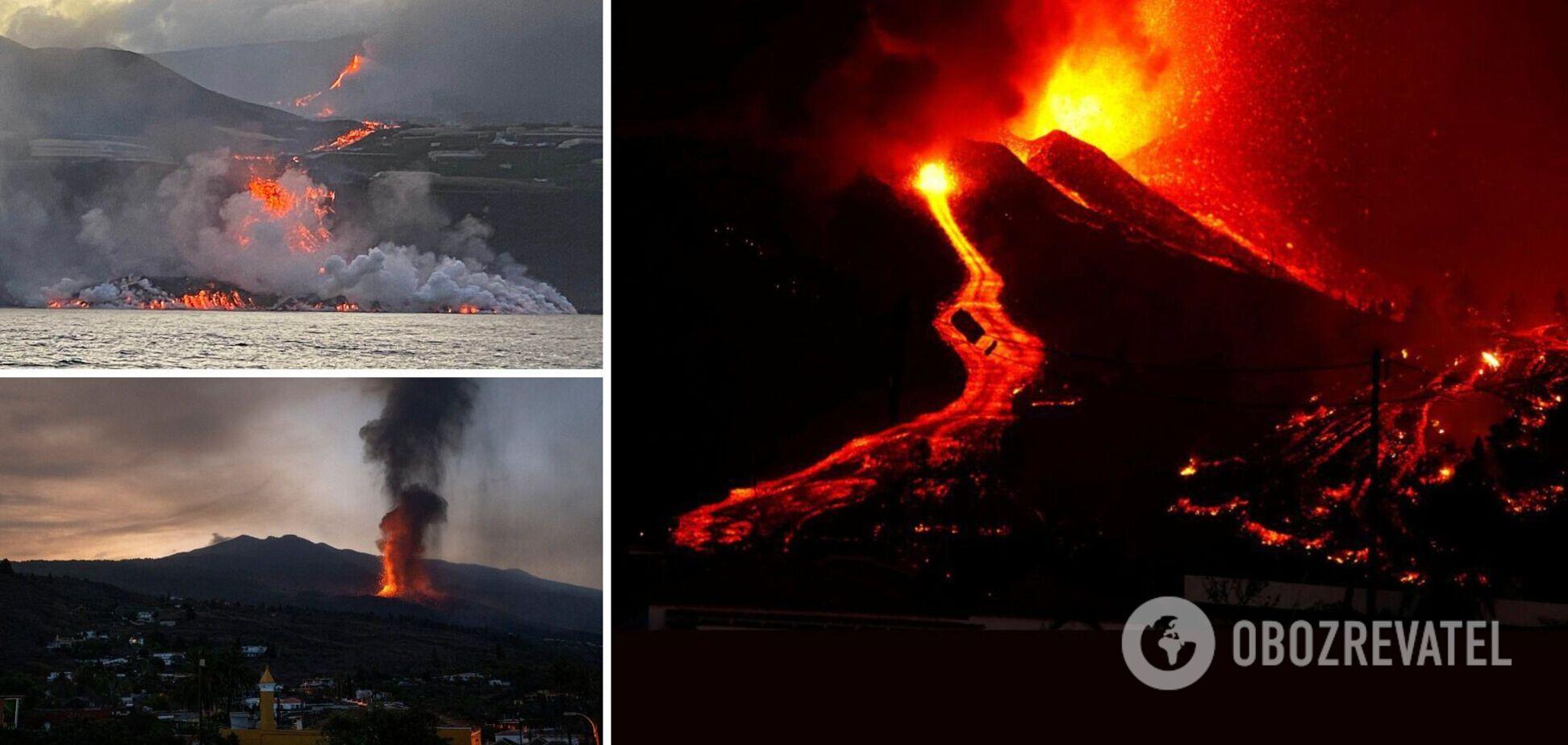 Извержение вулкана на Канарах опасно для Украины? Сейсмолог и эколог дали ответ