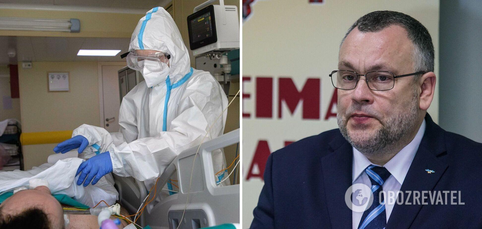 У Латвії від ускладнень COVID-19 помер політик, який виступав проти обов'язкової вакцинації