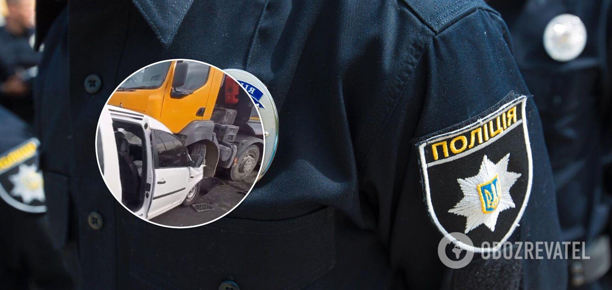 Обставини ДТП встановить поліція